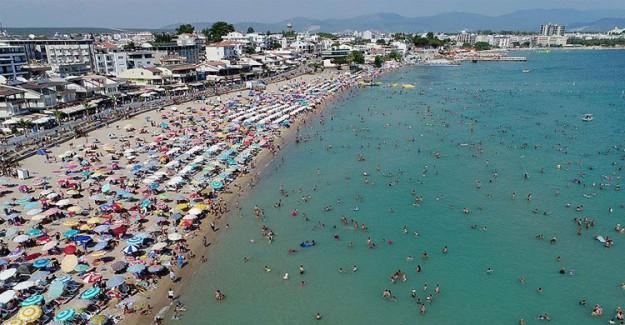 Turist Sayısında Yüzde 13,2 Artış