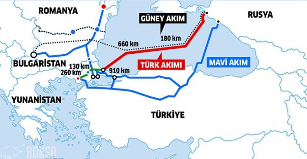 Türk Akımı İçin Tehlike Çanları mı Çalıyor?