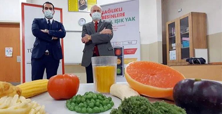 Türk Böbrek Vakfı: Sağlıklı Beslenme Derslerine EBA TV ile Devam Edilecek