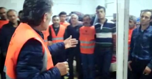Türk İşçiler Gürcistan'da Mahsur Kaldı