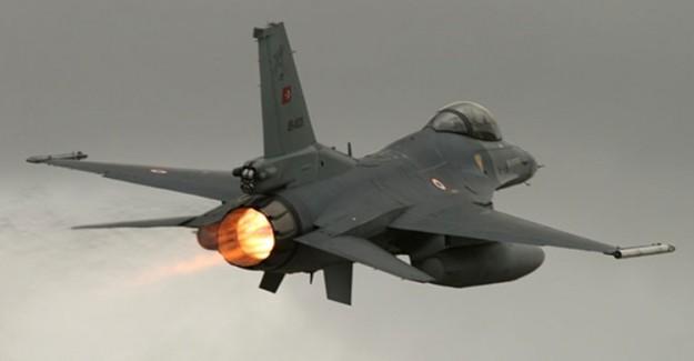 Türk jetleri Esed'in Teröristlerini Vurdu