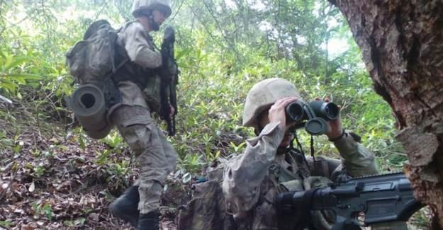 Türk Silahlı Kuvvetleri'nden Ekim Ayında Hainlere Büyük Darbe