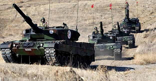 Türk Tankları Suriye'ye Girdi mi; Flaş Açıklama
