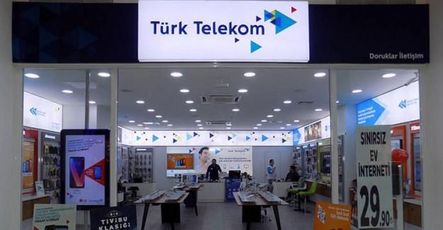 Türk Telekom Fazla Bulunan Ücretlerini Düşürdü