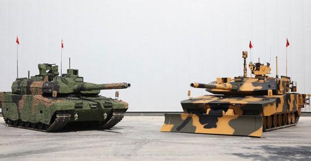 Türk Zırhlıları İhracat Rekoru Kırıyor!
