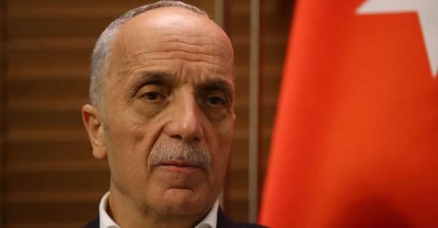 Türk-İş Genel Başkanı Ergün Atalay'dan Kıdem Tazminatı Açıklaması