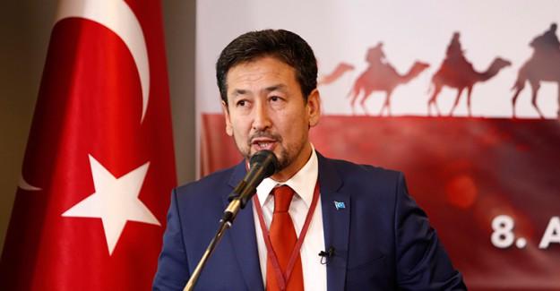 Türkistan Meclis Başkanı: Türkiye Mazlumların Tek Umududur