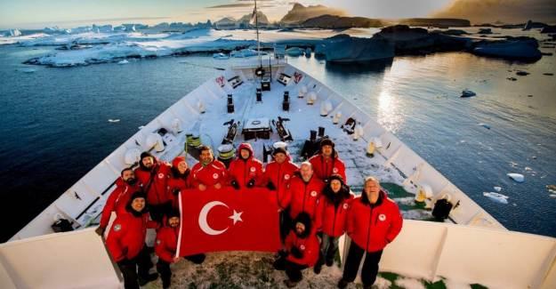 Türkiye Antartika'da Kalıcı Üs Kuruyor
