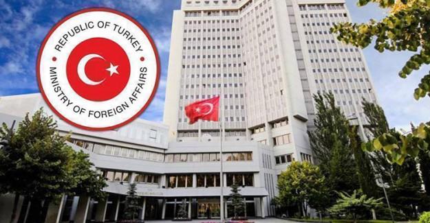 Türkiye BM Anlaşmalarını Desteklediğini Belirtti
