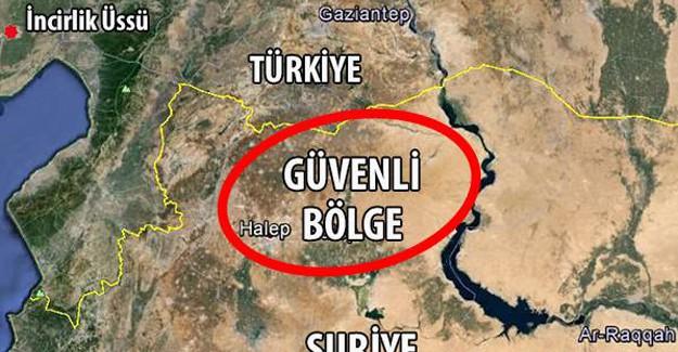 Türkiye Bu Yüzden Suriye'de Güvenli Bölge İstiyor