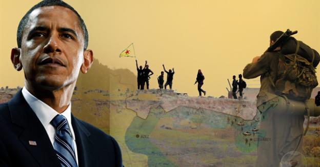 Türkiye El-Bab'ı Alınca PKK ile ABD Yeni Plana Geçti!
