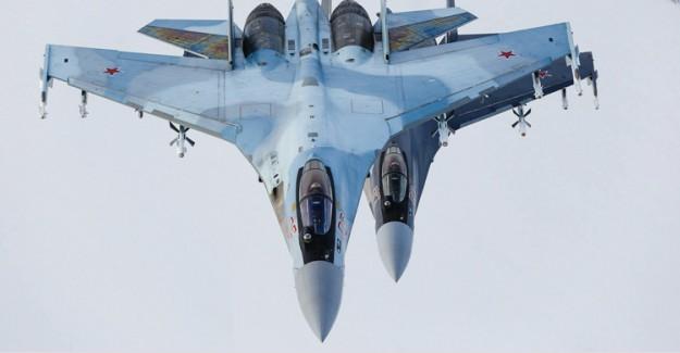 Türkiye, F-35'in Yerine SU-35'i Görüşmeye Başladı