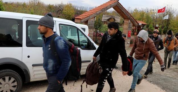 Türkiye Genelinde 175 Düzensiz Göçmen Tespit Edildi