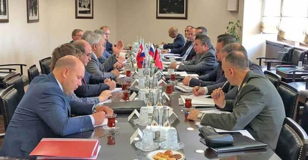 Türkiye ile Rusya'dan Libya Hususunda Anlaşma