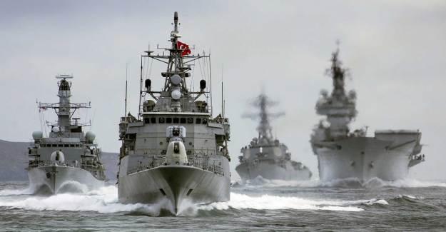Türkiye Savaş Gemisi İnşa Edebilen 10 Ülke Arasında