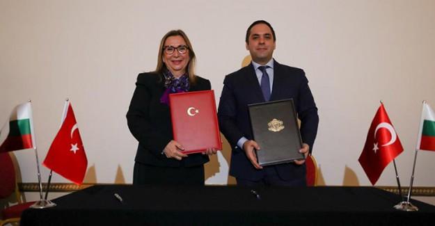 Türkiye ve Bulgaristan İşbirliği Anlaşması İmzaladı