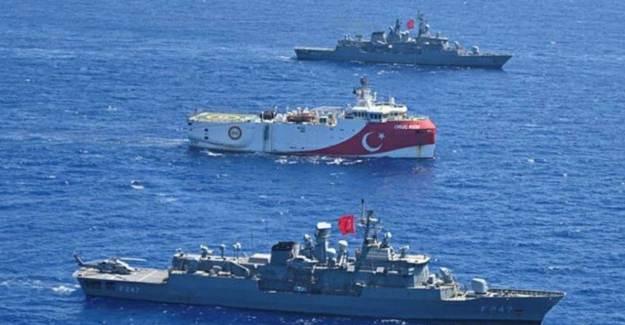 Türkiye ve Yunanistan'dan NAVTEX İptali