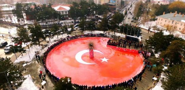Türkiye'de Bir İlk! Görenler Hayran Kaldı