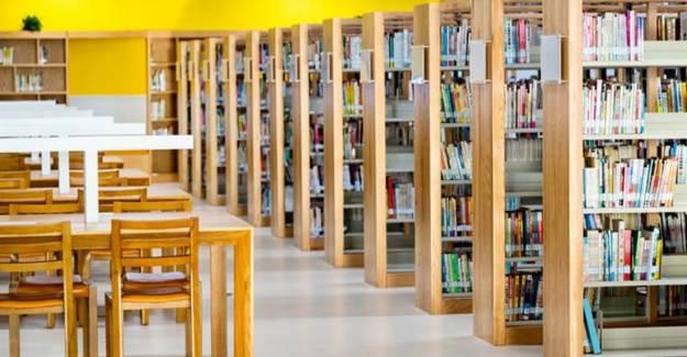 Türkiye'deki 'Halk Kütüphanesi' Sayısı