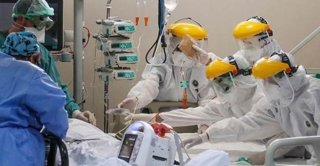 Türkiye'deki Hastanelerde Yatak ve Yoğun Bakımın En Dolu Olduğu İller