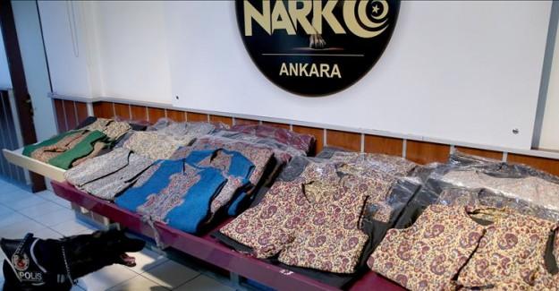 Türkiye'den Avustralya'ya Kargoyla Yapılan Uyuşturucu Teminatı Engellendi