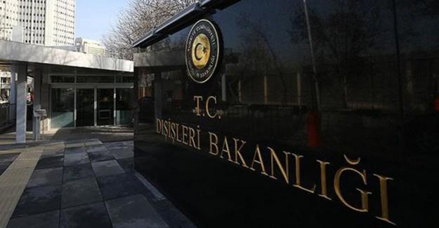 Türkiye'den İsrail'e Ağır Kınama