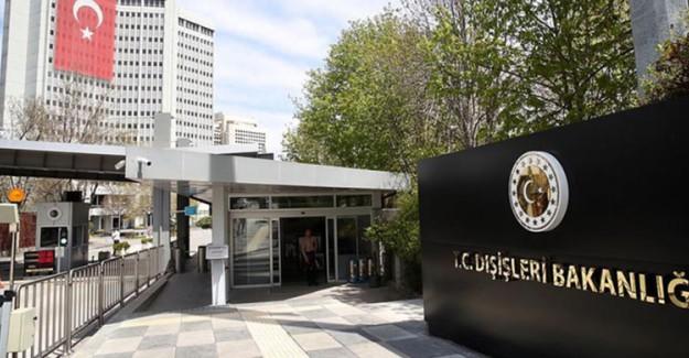 Türkiye'den Kazakistan'a Başsağlığı Mesajı