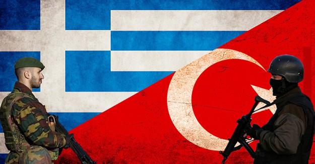 Türkiye'den Yunanistan'a Sert Çıkış!