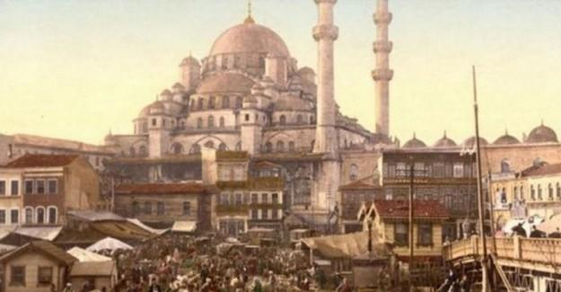 Türkiye'nin 115 Sene Evvelki Hali Görenleri Şaşırtıyor!