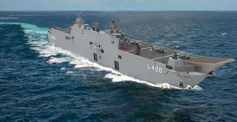 Türkiye'nin Denizdeki Yeni Silahı: TCG Anadolu