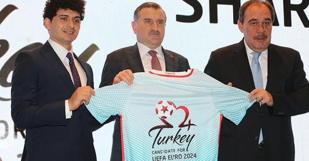 Türkiye'nin EURO 2024 Adaylığı Logosu Tanıtıldı!