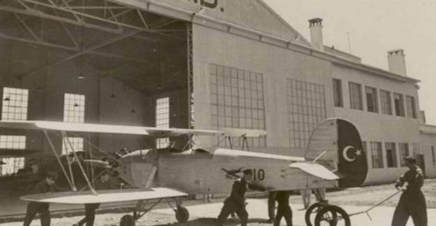 Türkiye'nin Uçak Fabrikası