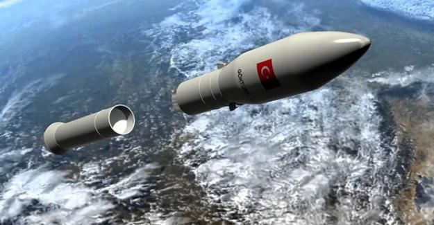 Türkiye'nin Uzay Hamlesi İçin Geri Sayıma Geçildi