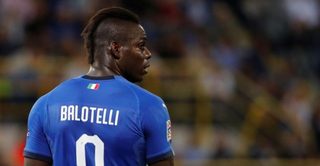 Türkiye'yi Sarsacak Transfer : Mario Balotelli