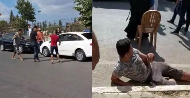 Tuzla'da Kurban Paylaşımı Bıçaklı Saldırıya Dönüştü!