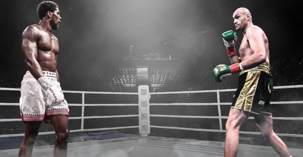 Tyson Fury, Anthony Joshua Karşılaşması için Mesaj Verdi!