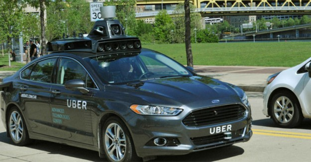 Uber'den Yeni Hizmet! Pek Çok Suça Engel Olacak
