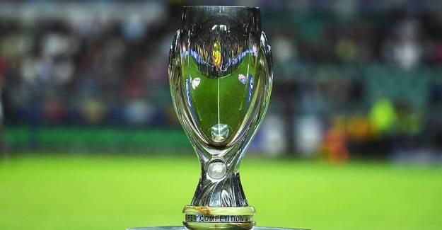 UEFA Açıkladı! Süper Kupa Finali Seyircili Oynanacak!