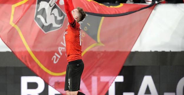 UEFA Avrupa Ligi: Rennes 3-1 Arsenal (Maç Sonucu)