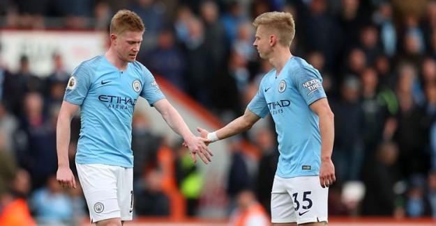 UEFA, Manchester City'ye Finansal Fair Play Soruşturması Başladı