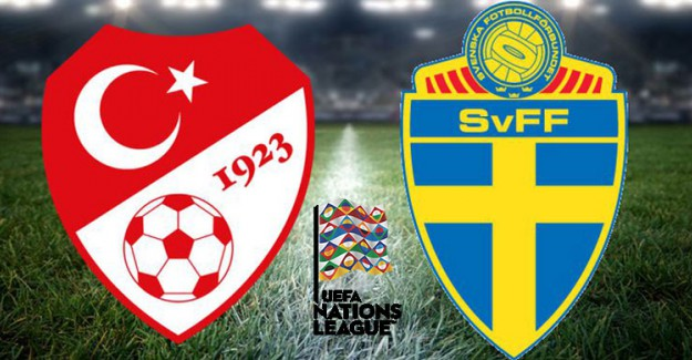 UEFA Uluslar Ligi'nde Son Randevu İsveç'le!
