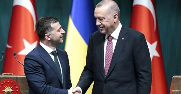 Ukrayna Lideri Zelenskiy: Bölgede Türkiye Olmadan Güven Olamaz