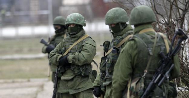 Ukrayna Savaş Durumuna Geçecek