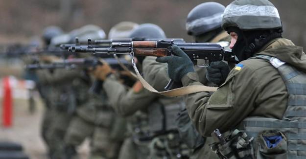 Ukraynalı Askerler Kavga Ettikleri Komutanlarını Vurdu