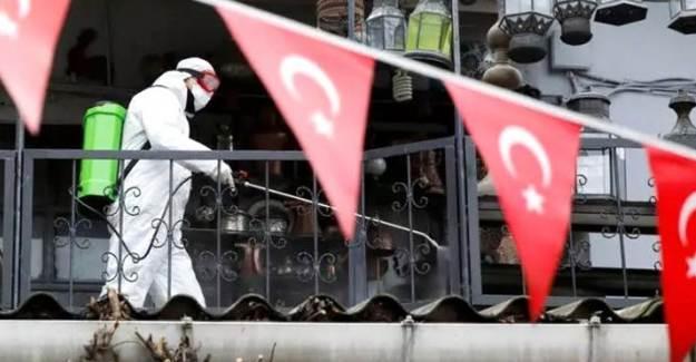 Uluslararası Medya Türkiye'nin Coronavirüs Mücadelesinden Övgüyle Bahsetti