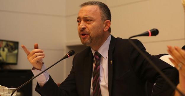 Ümit Kocasakal CHP Genel Başkanlığı'na Aday Olacak!