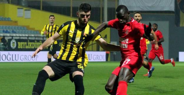 Ümraniyespor Kaçtı, İstanbulspor Yakaladı!