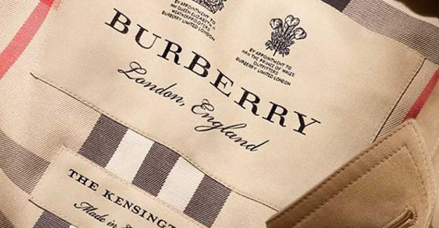 Ünlü Marka Burberry, Urgan Tasarımından Dolayı Özür Diledi