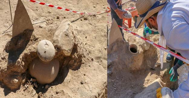 Urartular'ın, Yeni Bir Ölü Gömme Geleneği Ortaya Çıktı