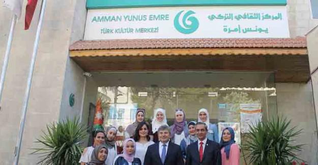 Ürdün Hükümeti Türkçe Öğreniyor